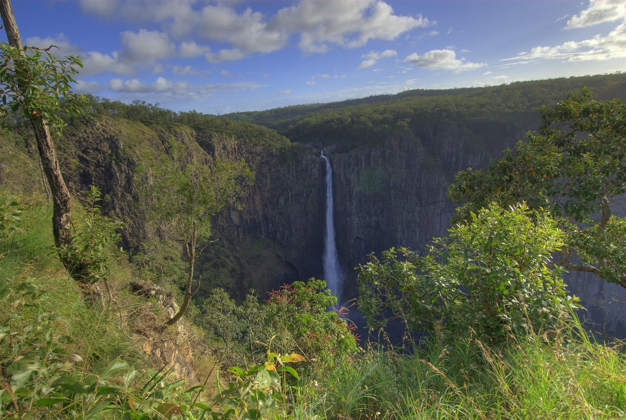 Wallaman Falls HDR - Queensland, Australia