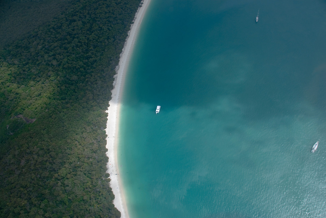 4 Mile Beach 1, Whitsunday Islands - Queensland, Australia