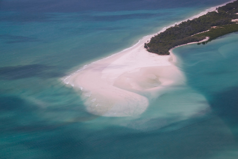 4 Mile Beach Sand Spit, Whitsunday Islands - Queensland, Australia