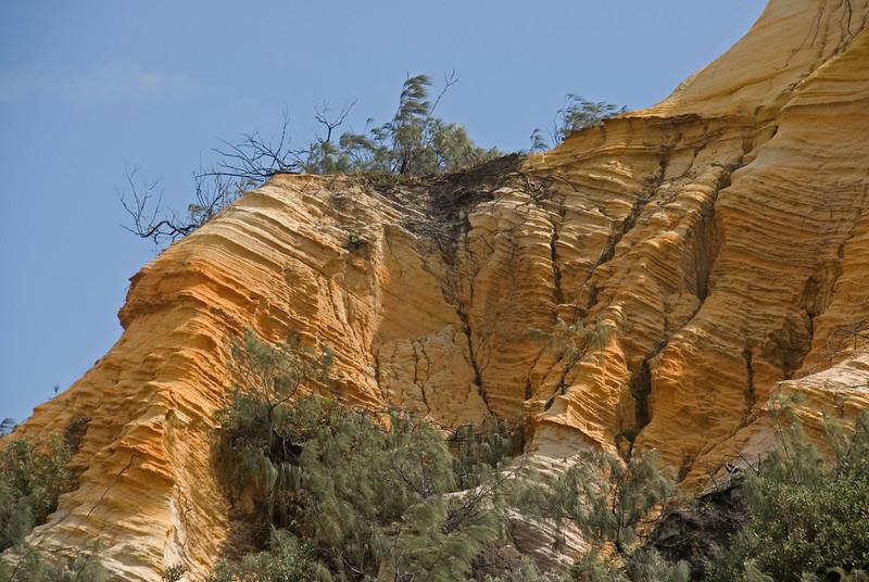 Erosional Formation 2, Fraser Island - Queensland, Australia