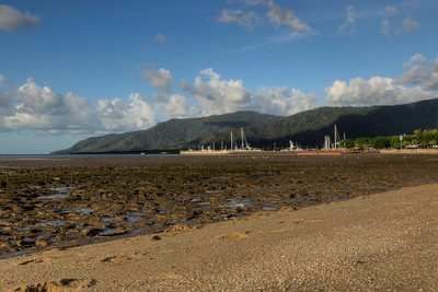 Carnes Waterfront at Low Tide - Queensland, Australia