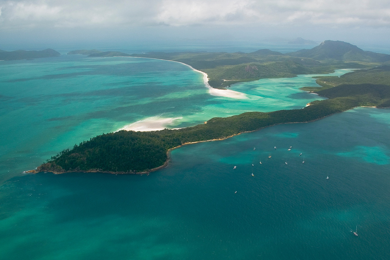 4 Mile Beach 5, Whitsunday Islands - Queensland, Australia