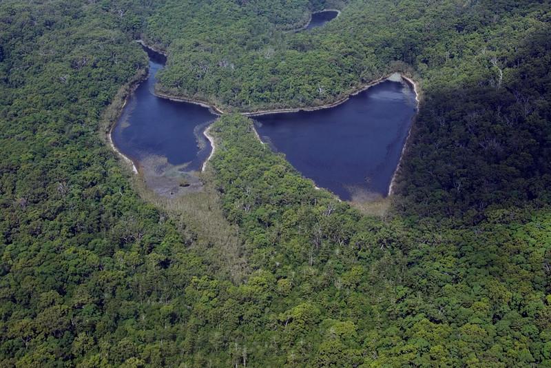 Butterfly Lake 1, Fraser Island - Queensland, Australia