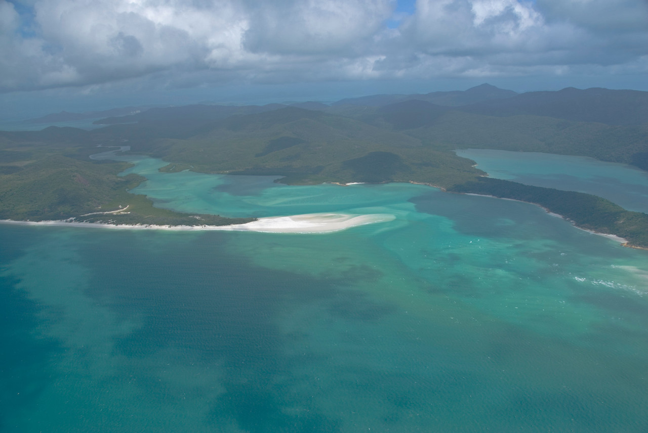 4 Mile Beach 4, Whitsunday Islands - Queensland, Australia