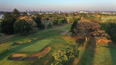 The Royal Queensland Golf Club, Queensland, Australia
