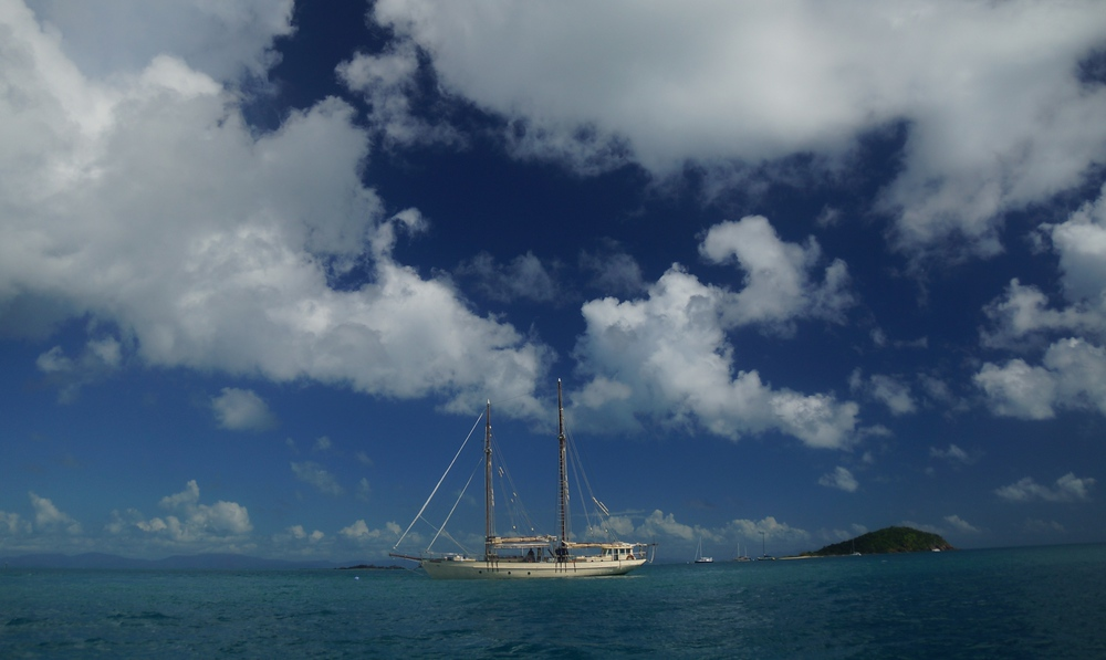I honestly wished this one day sailing trip could have extended into an overnight journey.