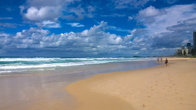 The Beauty of the Gold Coast Beaches