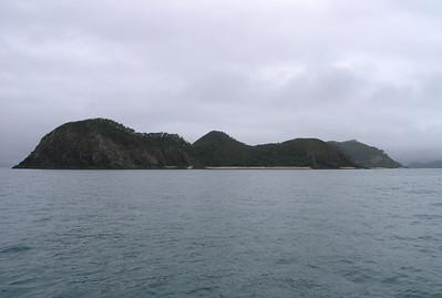 Snapper Island and Hope Island