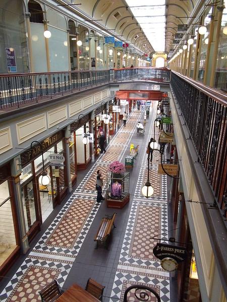 Adelaide Arcade, Adelaide - Australia