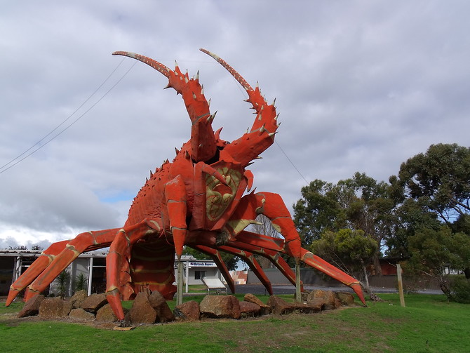 The Big Lobster - Kingston
