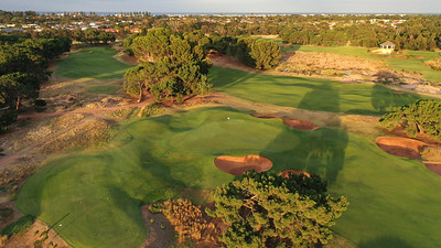 Royal Adelaide Golf Club, South Australia, Australia