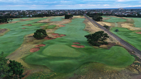Royal Adelaide Golf Club, South Australia, Australia