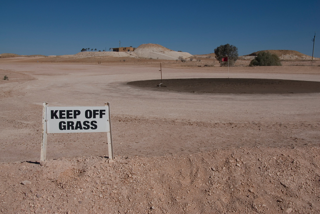 Golf Course 4 - Coober Pedy, South Australia