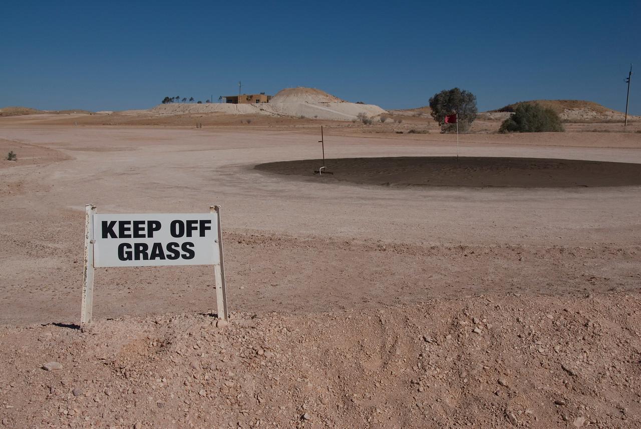 Golf Course 4 - Coober Pedy, South Australia