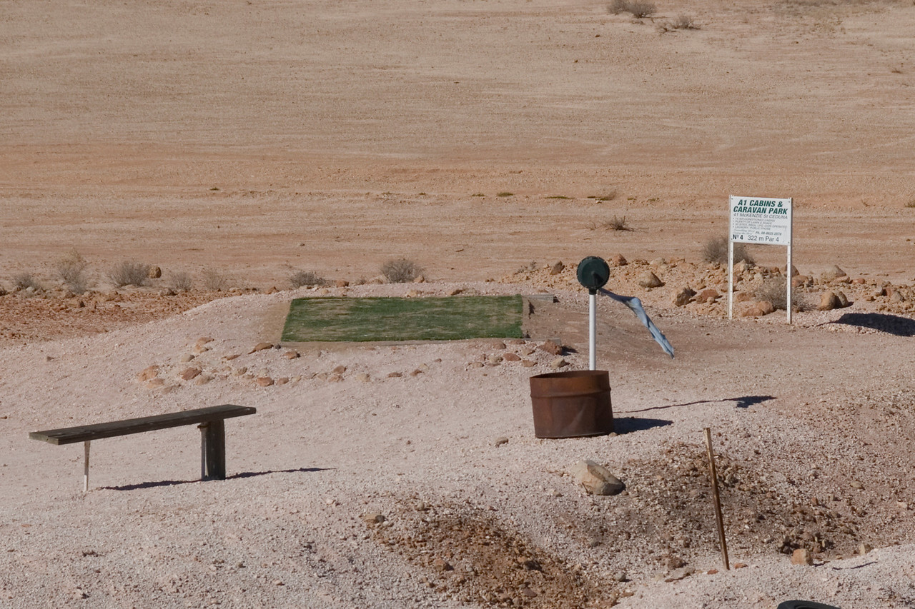 Golf Course 6 - Coober Pedy, South Australia