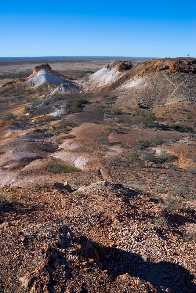 Breakaways 2 - Coober Pedy, South Australia
