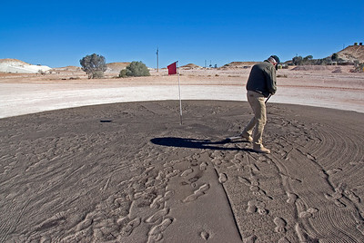 Golf Course 2 - Coober Pedy, South Australia