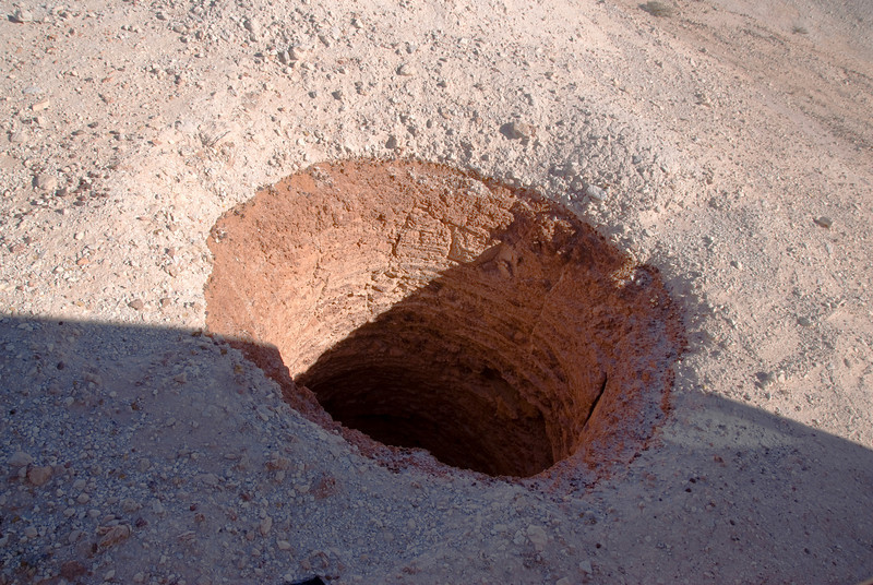 Mine Hole - Coober Pedy, South Australia