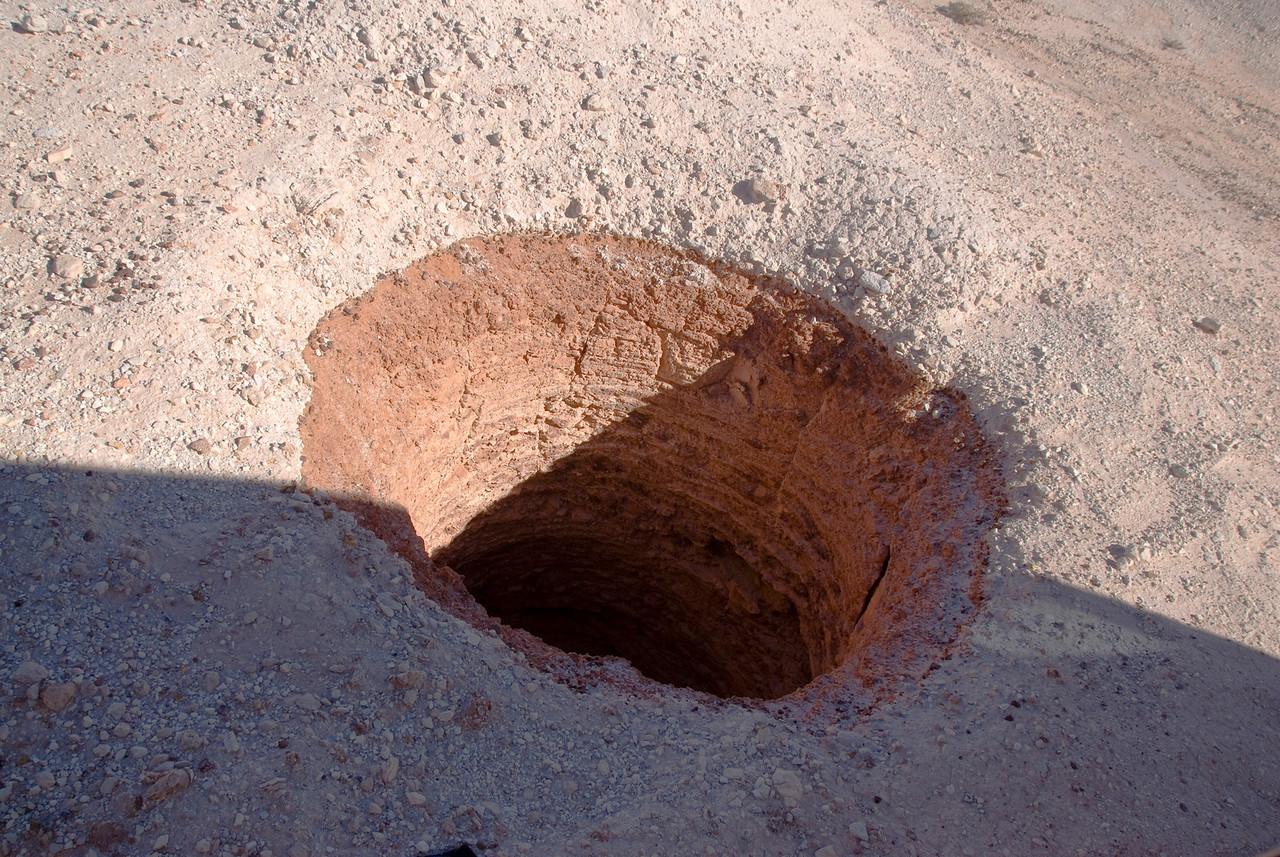 Mine Hole - Coober Pedy, South Australia
