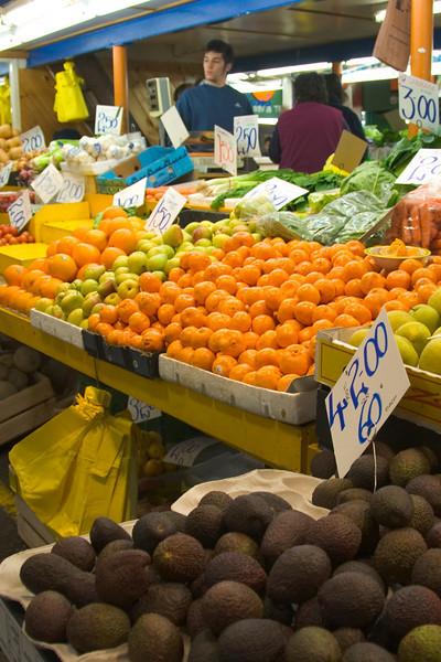 Fruit Vendor, Central Market - Adelaide, South Australia