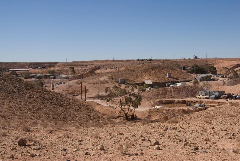 Dugouts 1 - Coober Pedy, South Australia