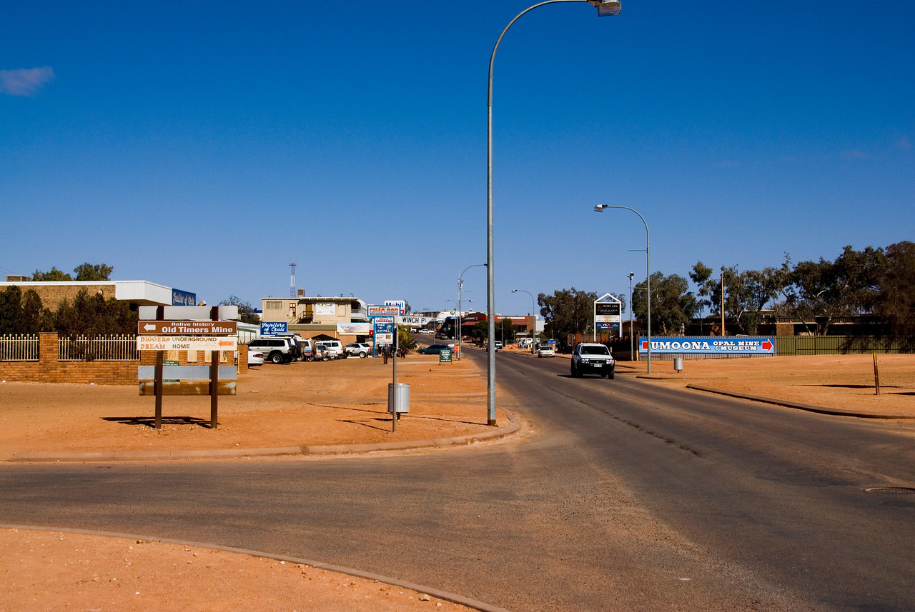 Downtown 1  - Coober Pedy, South Australia