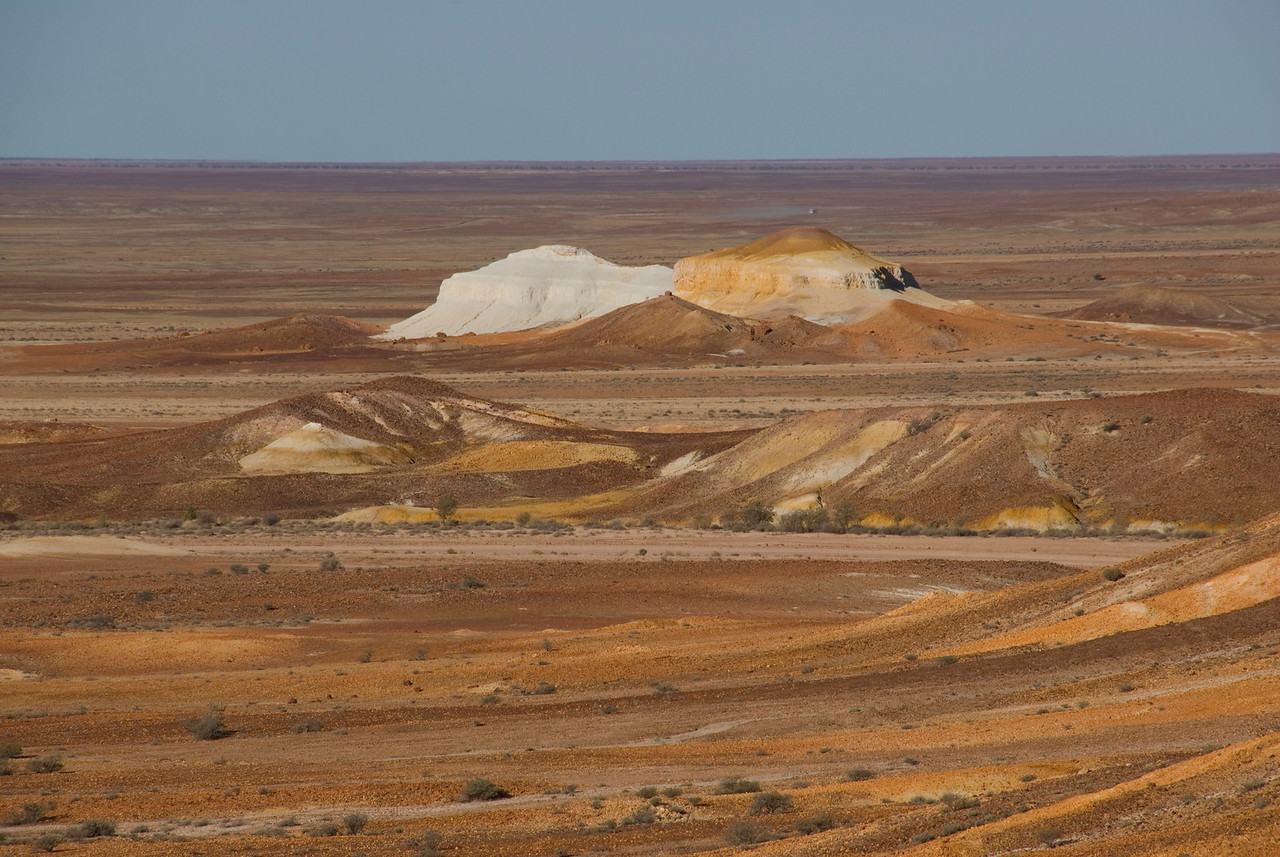 Two Dogs 2, Breakaways - Coober Pedy, South Australia