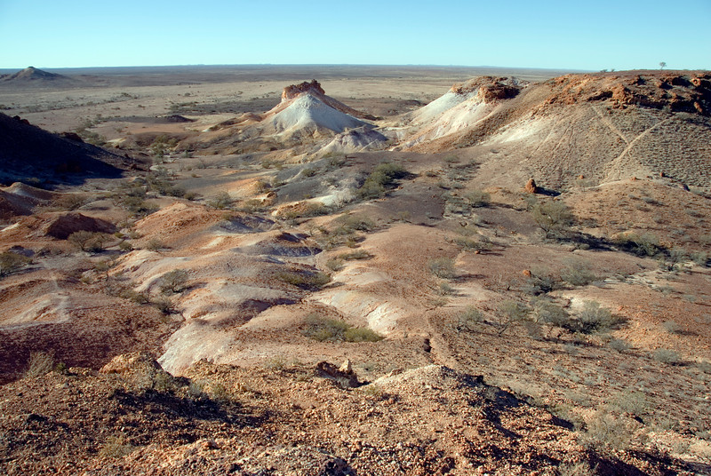 Breakaways 3 - Coober Pedy, South Australia
