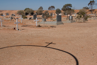 Cemetary - Coober Pedy, South Australia