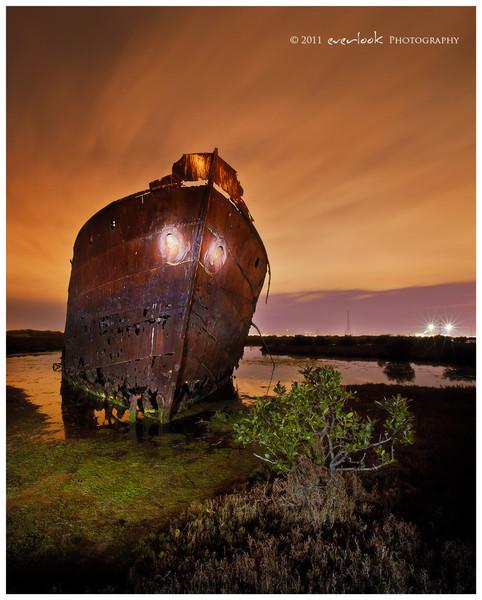 Excelsior Shipwreck