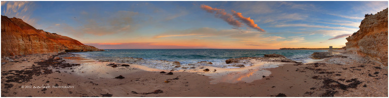 Port Noarlunga Panorama