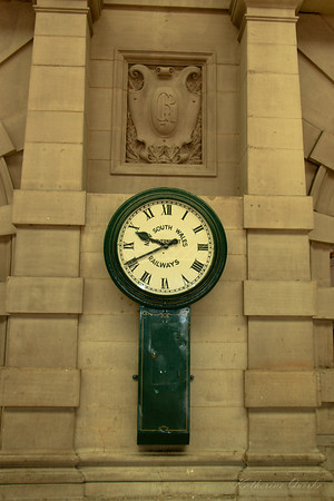 Historical Clock Central Station