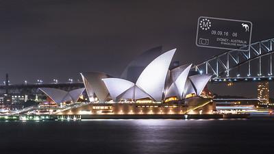 Sydney, Australia - September 2016
