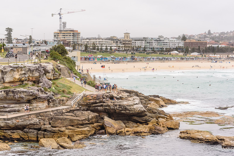 Bondi Cliff Top Walk