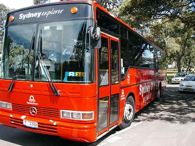 Sydney Explorer Bus
