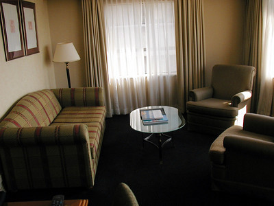 My Suite in Sydney Marriott