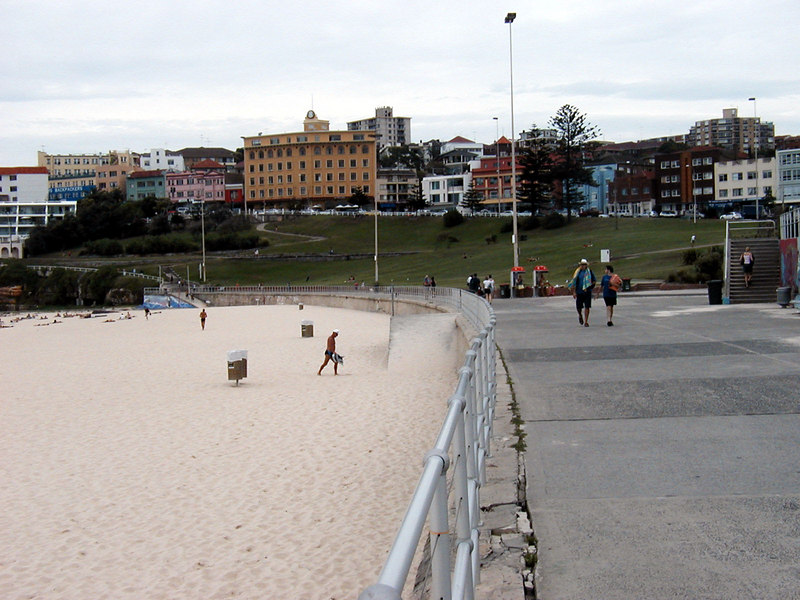 Bondi Beach Coastal Walk