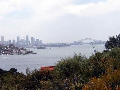 6  Sydney Skyline