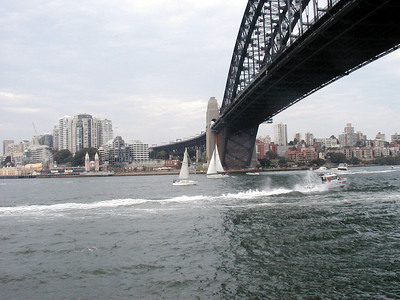 44  Sydney Harbor Bridge