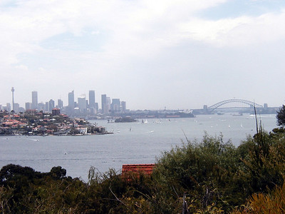 5  Sydney Skyline
