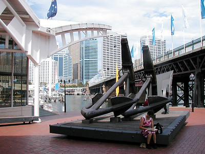 24  Darling Harbour-Maritime Museum
