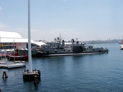 22  Darling Harbour-Maritime Museum