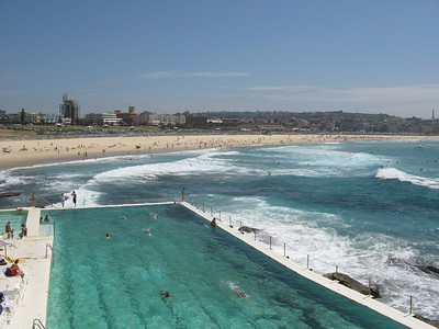 Bondi Icebergs Swim Club pool
