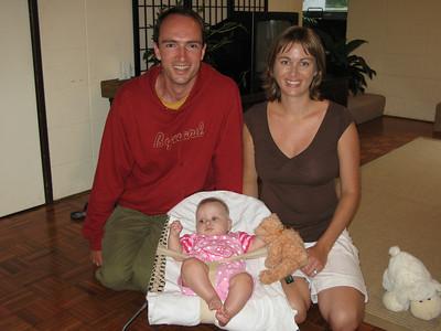 Lisa, Marc & Chelsea