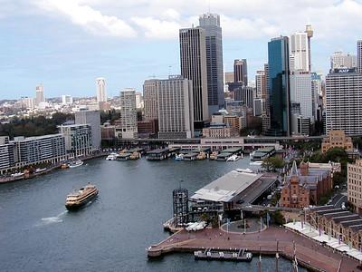 12   Sydney Bridge WALK