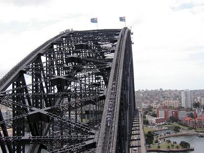 15   Sydney Bridge WALK