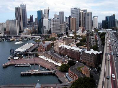 21   Sydney Bridge WALK