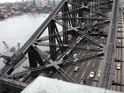 17   Sydney Bridge WALK