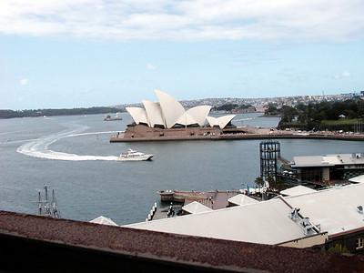 03   Sydney Bridge WALK