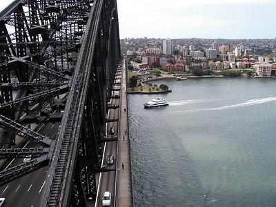 11   Sydney Bridge WALK